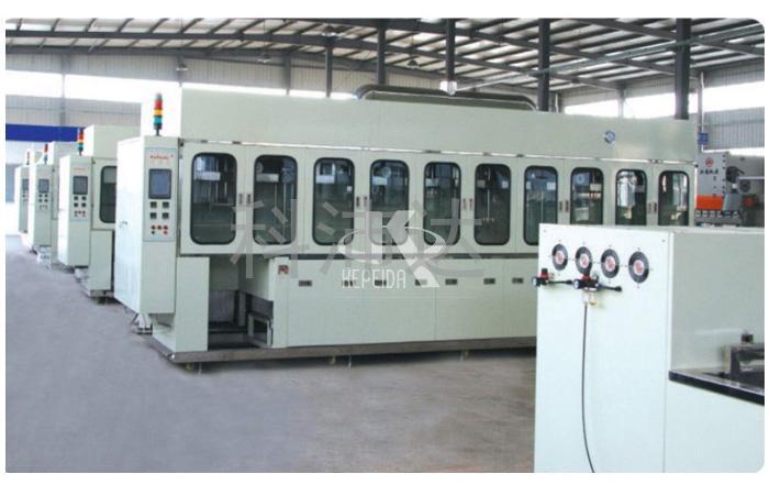 KPDW-Q9180-40C/MG/01全自动超声洗净吸引干燥机