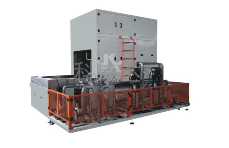 KPDW-QS2000/S/LG机前盖、飞轮壳旋转式喷洗机