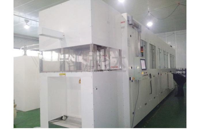 KPDW-QC11084-40C全自动硅料腐蚀清洗干燥机