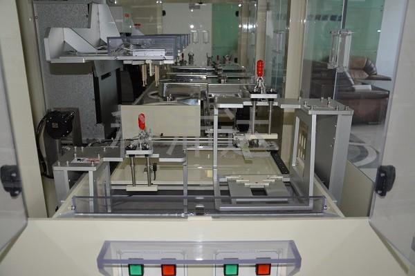 KPD-246S晶圆片刷洗甩干机