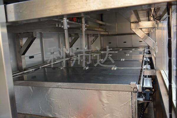 KPDW-Q5000工件板脱胶机