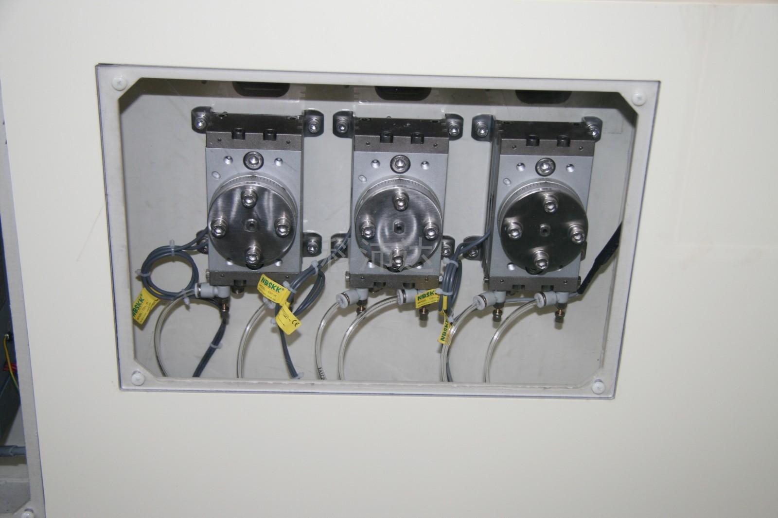 KPD-200CV半自动晶圆片双面刷洗机
