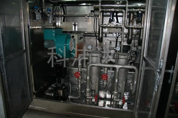 KPD-5000步进式喷淋清洗干燥机