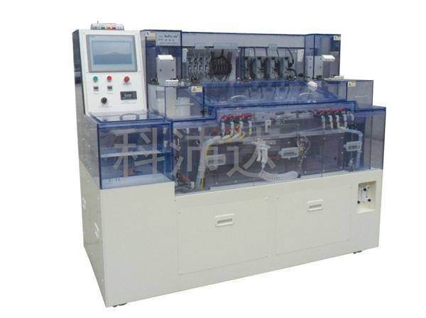 KPD-224CV全自动晶圆片双面刷洗机